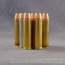 100 Rounds of .357 Mag Ammo by MBI - 158gr FMJ