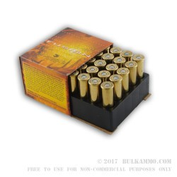 20 Rounds of .357 Mag Ammo by Federal - 158gr Fusion