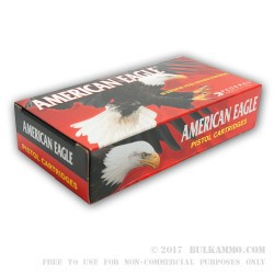 1000 Rounds of .357 SIG Ammo by Federal - 125gr FMJ