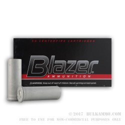 1000 Rounds of .38 Spl Ammo by Blazer - 148gr HBWC
