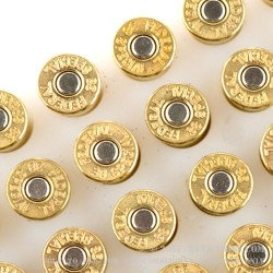1000 Rounds of .38 Spl Ammo by Federal Gold Medal Match - 148gr Lead Wadcutter