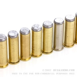 250 Rounds of .38 Spl Ammo by BVAC - 148gr Lead Wadcutter