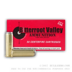 50 Rounds of .38 Spl Ammo by BVAC - New - 148gr Lead Wadcutter