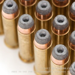 50 Rounds of .38 Spl Ammo by BVAC - 125gr JHP