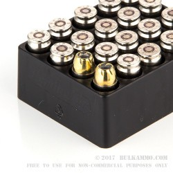 20 Rounds of .40 S&W Ammo by Remington - 180gr JHP