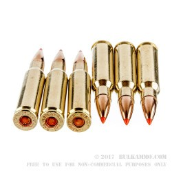20 Rounds of .308 Win Ammo by Black Hills Gold Ammunition - 178gr Polymer Tipped