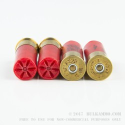 "15 Rounds of 12ga 2-3/4"" Ammo by Winchester -  00 Buck"