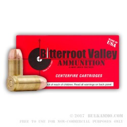 50 Rounds of .45 ACP Ammo by BVAC - 200gr PFP