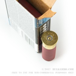 5 Rounds of 12ga Ammo by Federal -  #4 Buck