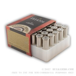 20 Rounds of .44 Mag Ammo by Federal Hydra Shok - 240gr JHP