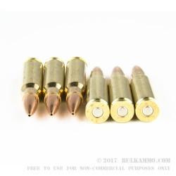 20 Rounds of .308 Win Ammo by Silver State Armory - 175gr Hollow Point Boat Tail