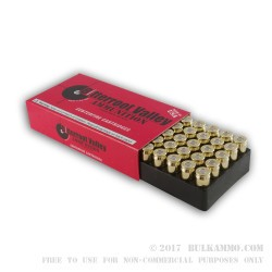 50 Rounds of .45 ACP New Ammo by BVAC - 230gr FMJ