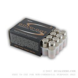 20 Rounds of .45 ACP Ammo by Speer Gold Dot Short Barrel - 230gr JHP
