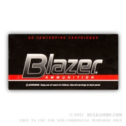 1000 Rounds of .45 ACP Ammo by Blazer - 230gr FMJ