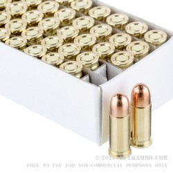 50 Rounds of .25 ACP Ammo by Prvi Partizan - 50gr FMJ