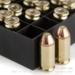 20 Rounds of .40 S&W Ammo by Hornady - 165gr Zombie Z-Max