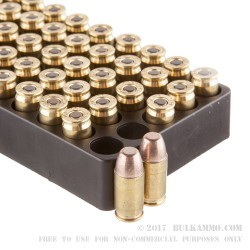 50 Rounds of .380 ACP Ammo by SinterFire Greenline - 75gr Frangible