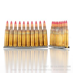 840 Rounds of 5.56x45 Ammo by Lake City - 55gr Tracer (M196)