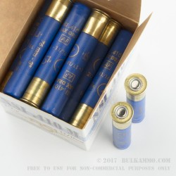 250 Rounds of .410 Ammo by NobelSport - 11/16 ounce #4 shot