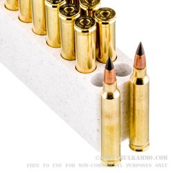 20 Rounds of .300 Win Mag Ammo by Winchester Deer Season XP - 150gr Polymer Tipped