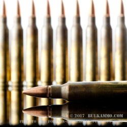 100 Rounds of .223 Ammo by MBI - 62gr FMJBT