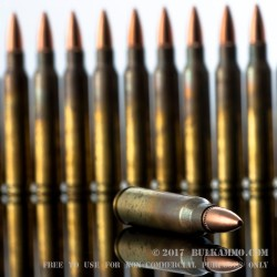 1000 Rounds of .223 Ammo by MBI - 62gr FMJBT