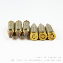 20 Rounds of .223 Ammo by Winchester - 55gr JSP
