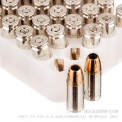 1000 Rounds of 9mm +P Ammo by Federal LE Tactical HST - 124gr JHP