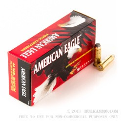 50 Rounds of .44 Mag Ammo by Federal - 240gr SP