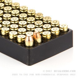 1000 Rounds of .40 S&W Ammo by Aguila - 180gr FMJ