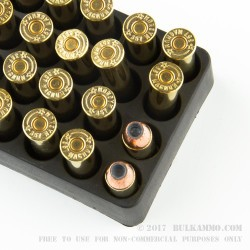 20 Rounds of .357 Mag Ammo by Corbon - 110gr JHP