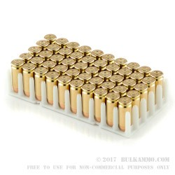 500  Rounds of .40 S&W Ammo by Prvi Partizan - 180gr JHP
