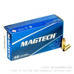1000 Rounds of .40 S&W Ammo by Magtech - 180gr JHP