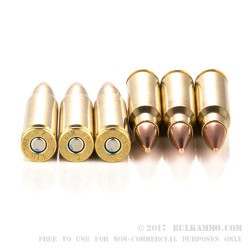 500 Rounds of .308 Win Ammo by Federal - 150gr FMJBT