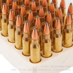 500  Rounds of .223 Ammo by Hornady - 55gr SP