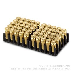 50 Rounds of .380 ACP Ammo by Pobjeda Tech MAXXTech - 95gr FMJ