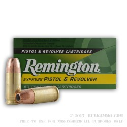 500  Rounds of 9mm Ammo by Remington Express - 147gr JHP