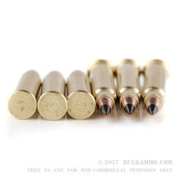 2000 Rounds of .17HMR Ammo by CCI - 17gr V-Max