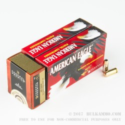 480 Rounds of .40 S&W Ammo by Federal - 180gr FMJ/JHP Combo Pack
