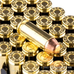 50 Rounds of 10mm Ammo by Sellier & Bellot - 180gr FMJ