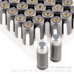 500 Rounds of .40 S&W Ammo by Tula - 180gr FMJ