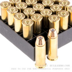 50 Rounds of .44 Mag Ammo by PMC - 240gr TC-SP