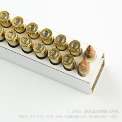 20 Rounds of .223 Ammo by Corbon - 69gr Hollow Point Boat Tail