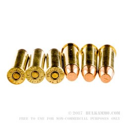 100 Rounds of .38 Spl Ammo by Winchester - 130gr FMJ