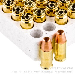 50 Rounds of 9mm Ammo by Winchester - 147gr TC-MC
