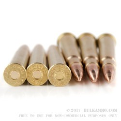 20 Rounds of .303 British Ammo by Sellier & Bellot - 180gr FMJ