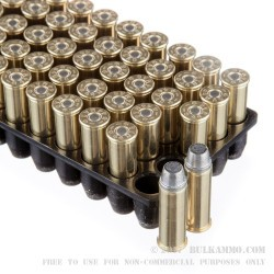 500  Rounds of .44 Mag Ammo by Ultramax - 240gr LSWC