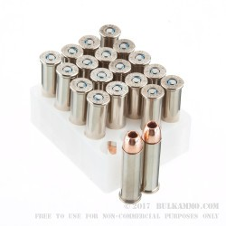 20 Rounds of .357 Mag Ammo by Federal Vital-Shok - 140gr XPB HP