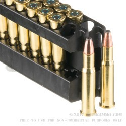 20 Rounds of 30-30 Win Ammo by Federal - 150gr Fusion