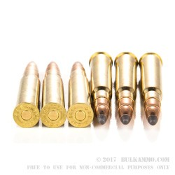 20 Rounds of 8x57mm JRS Mauser Ammo by Sellier & Bellot - 196gr SPCE
